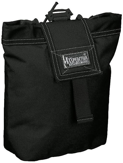1f8e601e79 Amazon.com   Maxpedition Rollypoly Folding Dump Pouch (Black ...