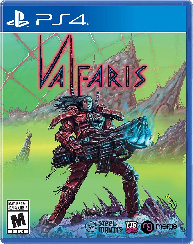Amazon.com: Valfaris - PlayStation 4: Crescent Marketing Inc ...