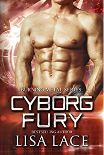 Cyborg book 2 and 3 - lisa Lace