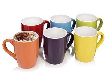 300 ml 6er Set Kaffeebecher