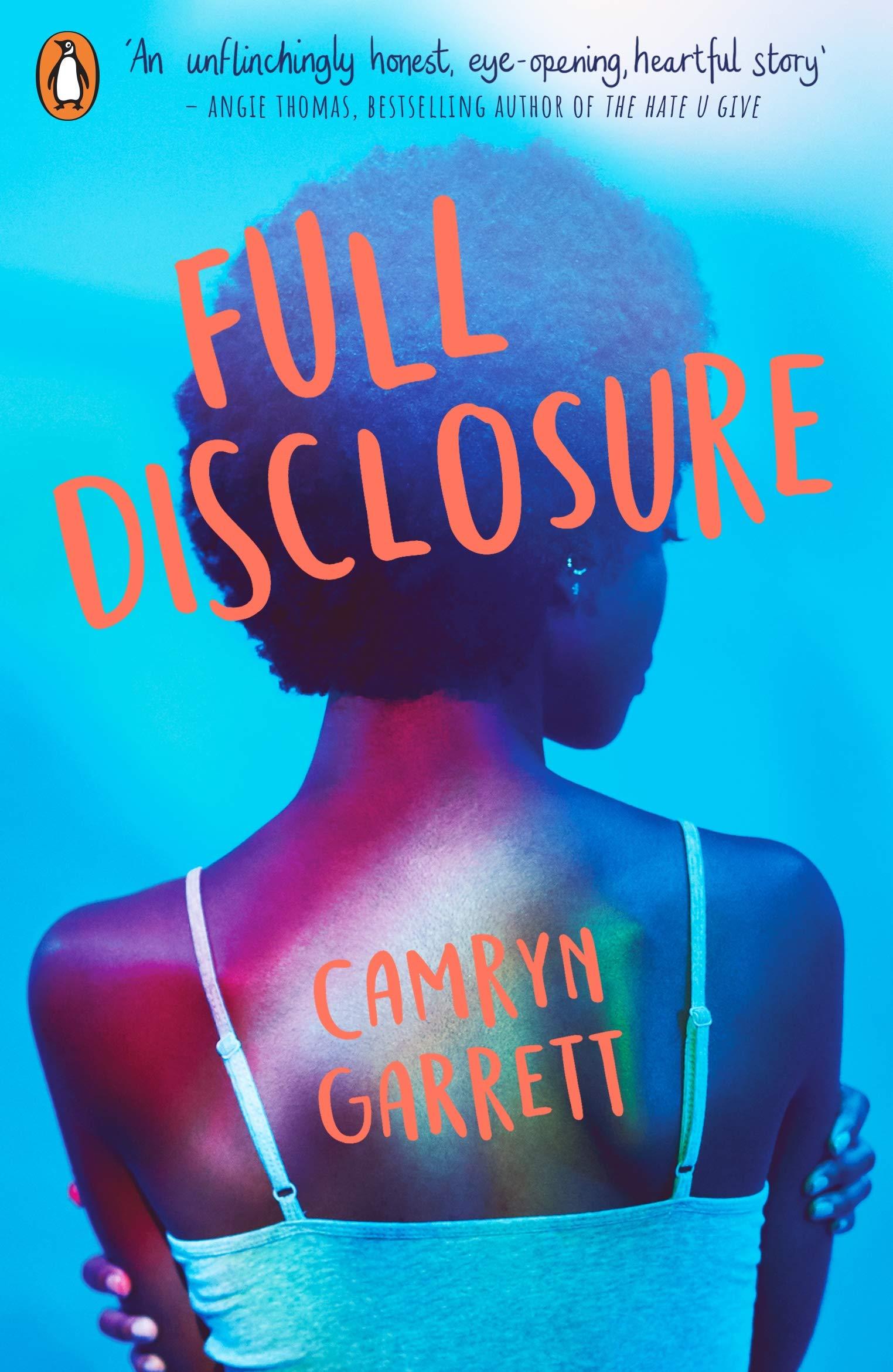Full Disclosure: Amazon.co.uk: Garrett, Camryn: 9780241367063: Books