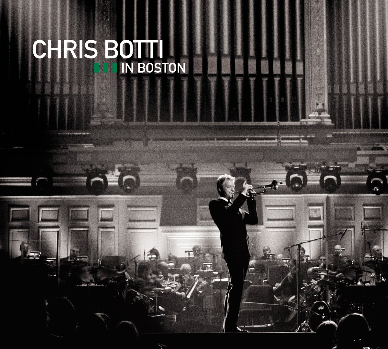CD : Chris Botti - Chris Botti in Boston (Sony Superstar)
