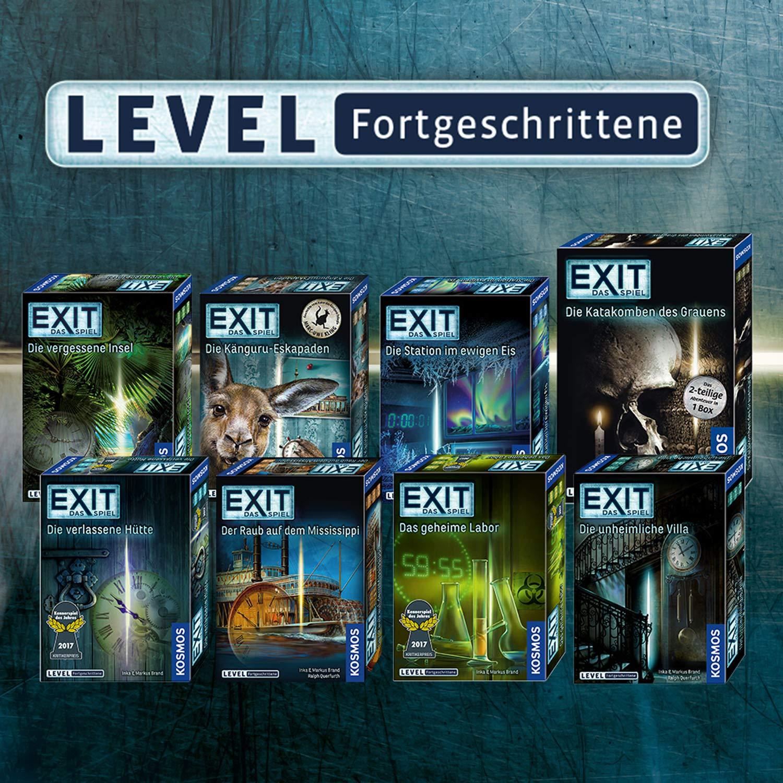 EXIT - Die Känguru-Eskapaden: 1 - 4 Spieler: Amazon.es: Brand ...