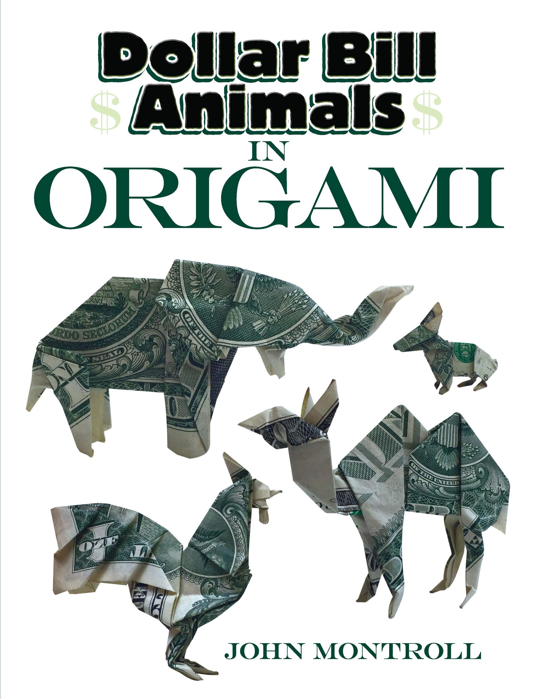 25 Money Origami Tutorials | 3D Dollar Bill Crafts | 2329x1800
