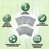 Natural Bamboo Charcoal Diaper Pail Deodorizers
