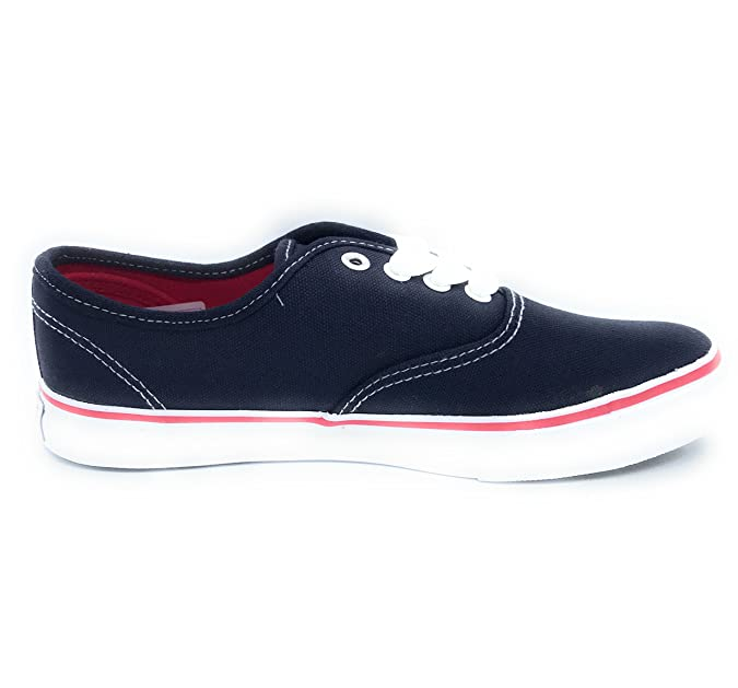 a7179089ff3a37 Beppi Kinder Stoffschuhe Leinenschuhe Sommerschuhe Sneaker Canvas  Turnschuhe Skateschuhe geschnürt  Amazon.de  Schuhe   Handtaschen