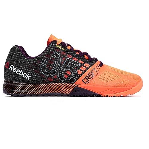 a5f4519e1612d Reebok - Ropa Deportiva - Crossfit Nano 5.0 - Electric Peach - 3.5  Amazon. es  Deportes y aire libre