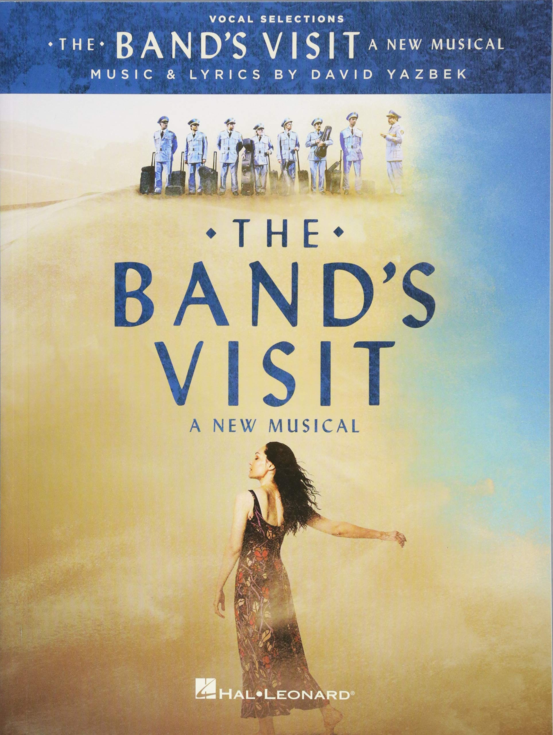 The Band's Visit: A New Musical - Vocal Selections pdf epub