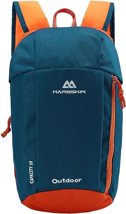 BROGEND 10L Hiking Daypack for Hiking and Travel, Kids Backpack, Casual Backpack, Mini Backpack