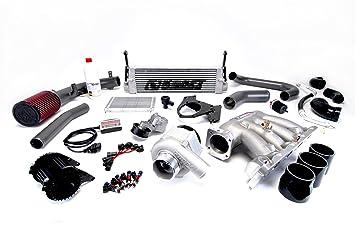 Kraftwerks (150-05-1331B) Black Edition Supercharger System with Hondata  FlashPro Tuning for Honda Civic Si