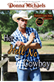 Her Hell No Cowboy (Harland County Series Book 10)