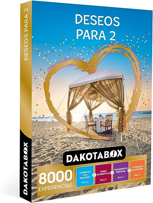 DAKOTABOX - Caja Regalo hombre mujer pareja idea de regalo ...
