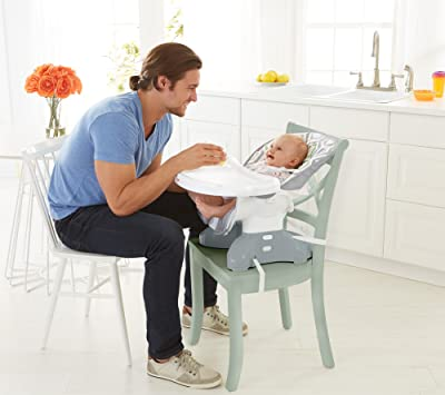Fisher-Price-SpaceSaver-portable-high-chair