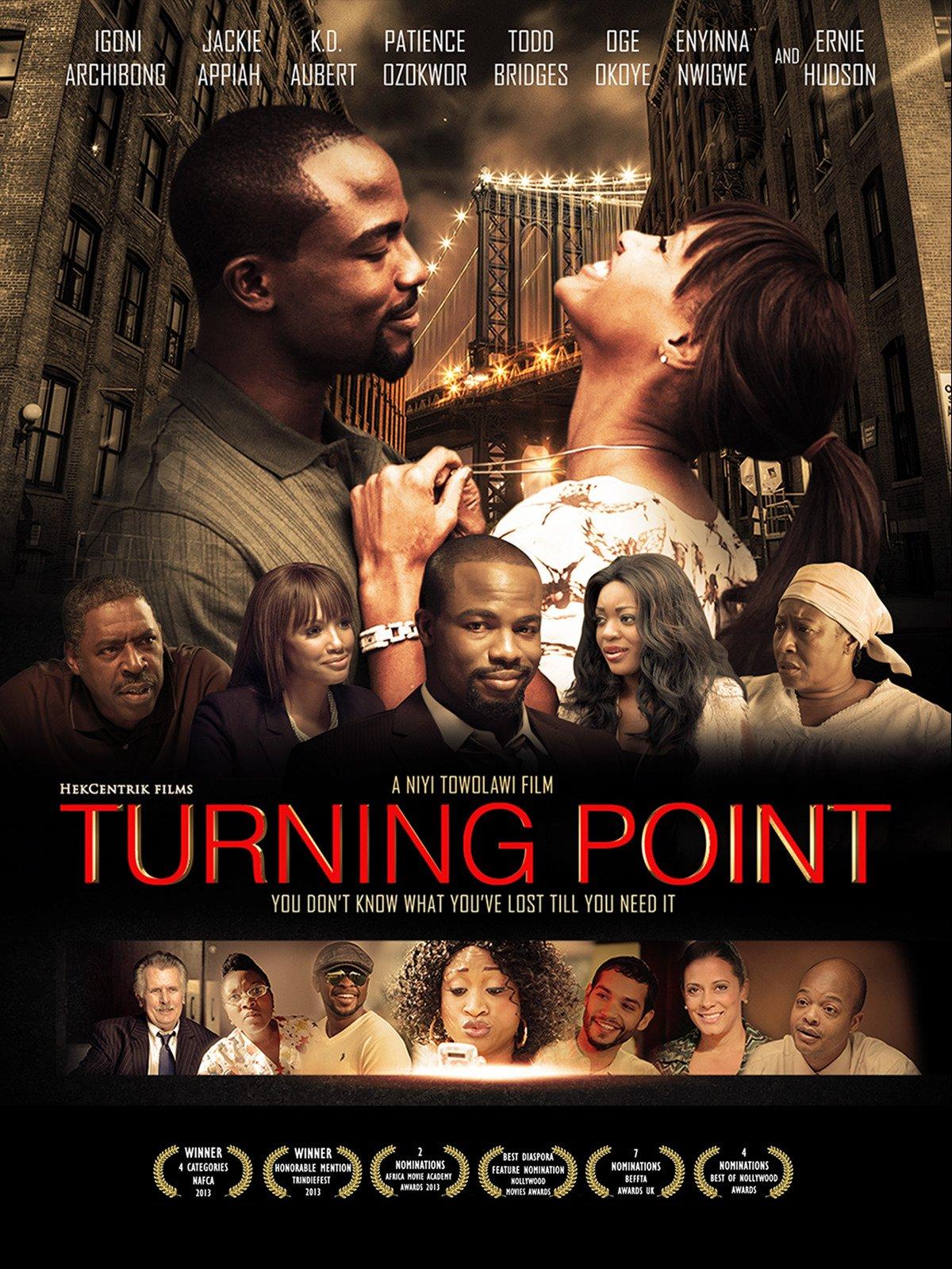 Turning Point on Amazon Prime Video UK
