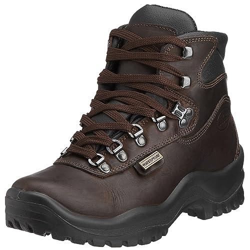 2f5e9bd16704a0 Grisport Men s Timber Hiking Boot Brown CMG513