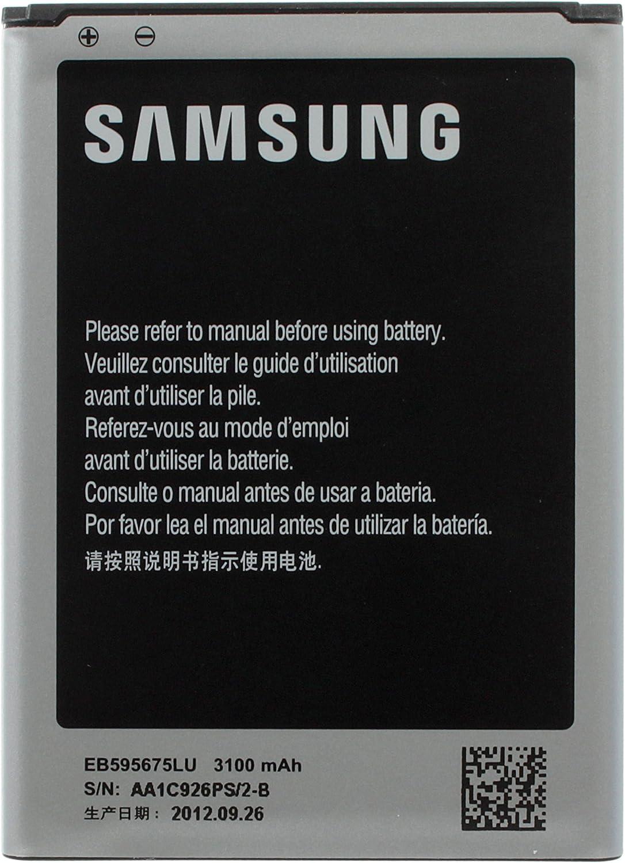 Samsung EB595675LUCSTD - Batería oficial para móvil Galaxy Note 2 ...