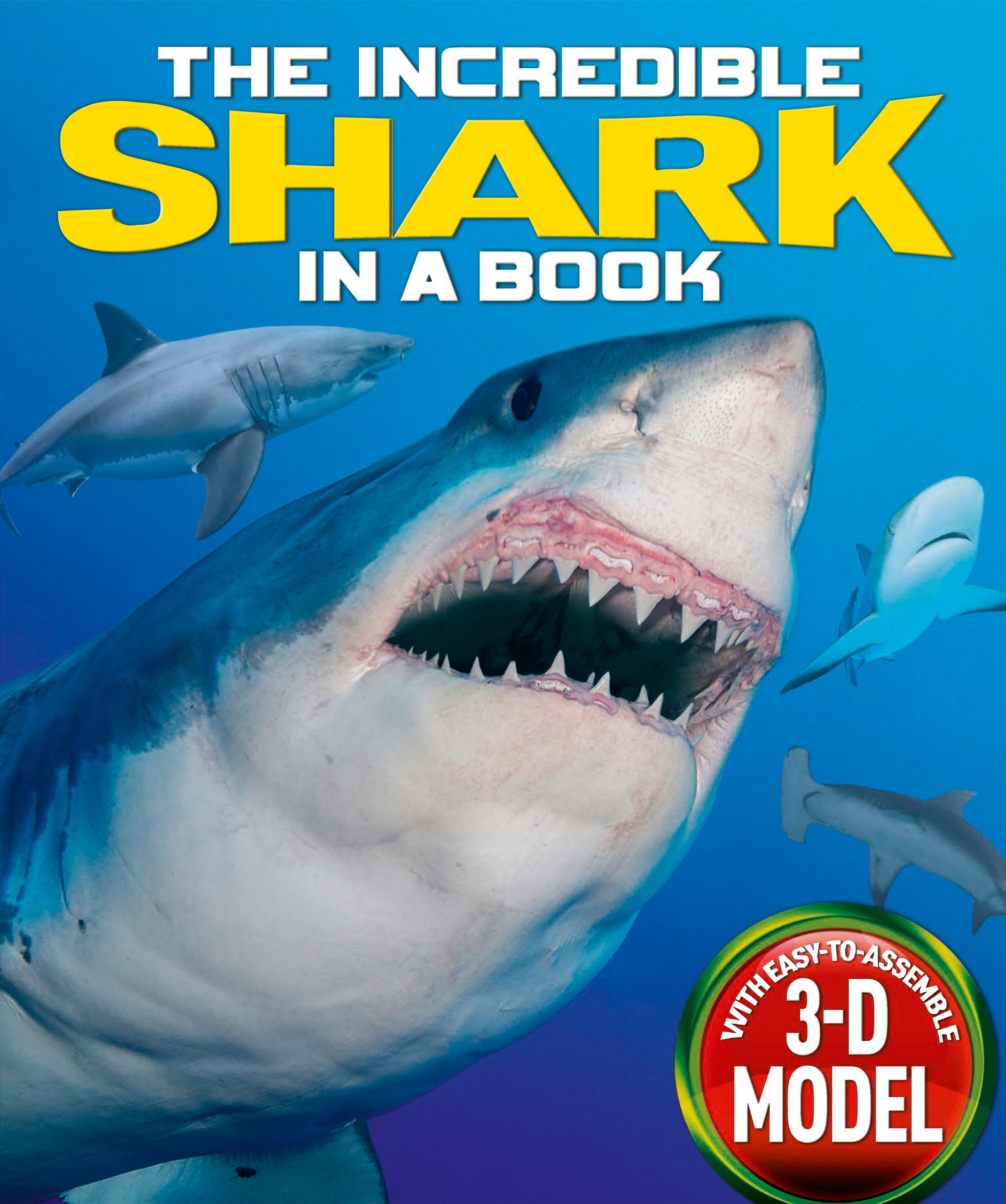The Incredible Shark in a Book PDF