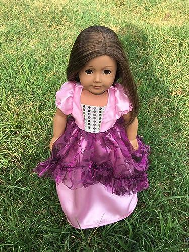 Purple Holiday Prom Dress