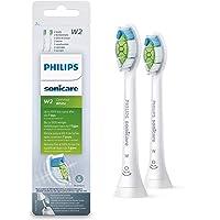 Philips HX6062/10 Philips Sonicare HX6062/10 - Optimal White - Sonic Şarjlı Diş Fırçası Fırçası Yedek Başlıkları - 2'li…