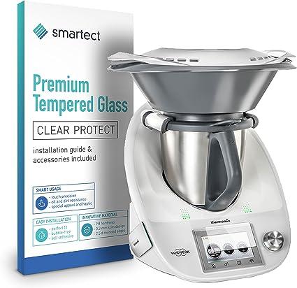 smartect Cristal Templado para Móvil Vorwerk Thermomix TM 5 [2 ...