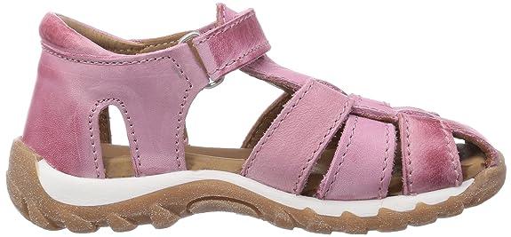 Unisex Pink11 Ybgf6y7 Eu Kinder Sandalen Bubblegum30 Bisgaard gY6ybf7v