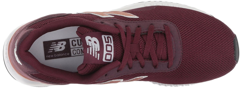 New Balance Women's 5v2 Sneaker B075R7671Y 9 D US|Burgundy