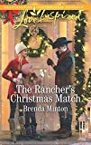 The Rancher's Christmas Match (Mercy Ranch)