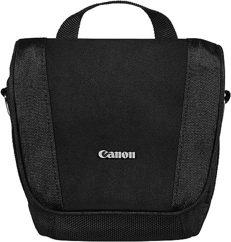 Canon DCC-2300 - Estuche Flexible para PowerShot G3 X, Negro: Amazon.es: Electrónica