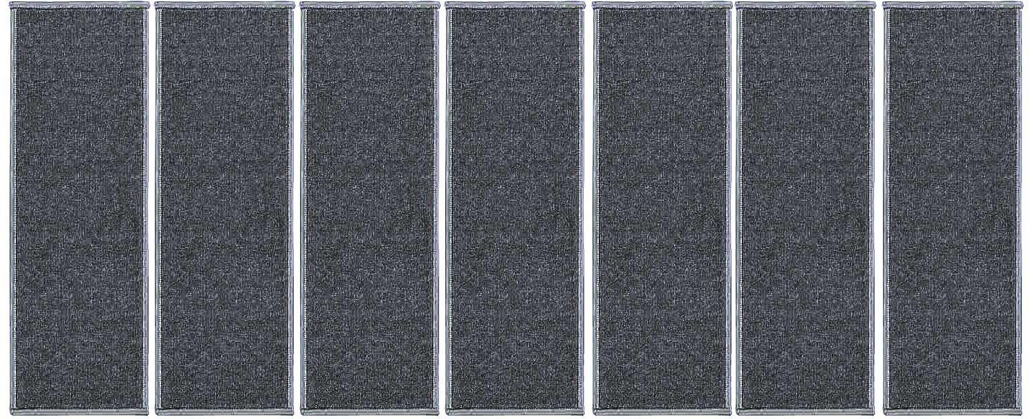 Ambiant Indoor Outdoor StairThreads Dark-Green 9'' x 30'' (set of 7) - Area Rug