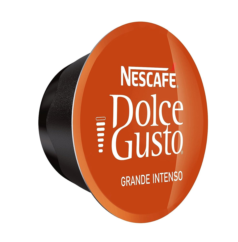 NescafÉ dolce gusto single serve coffee capsules – grande intenso ...