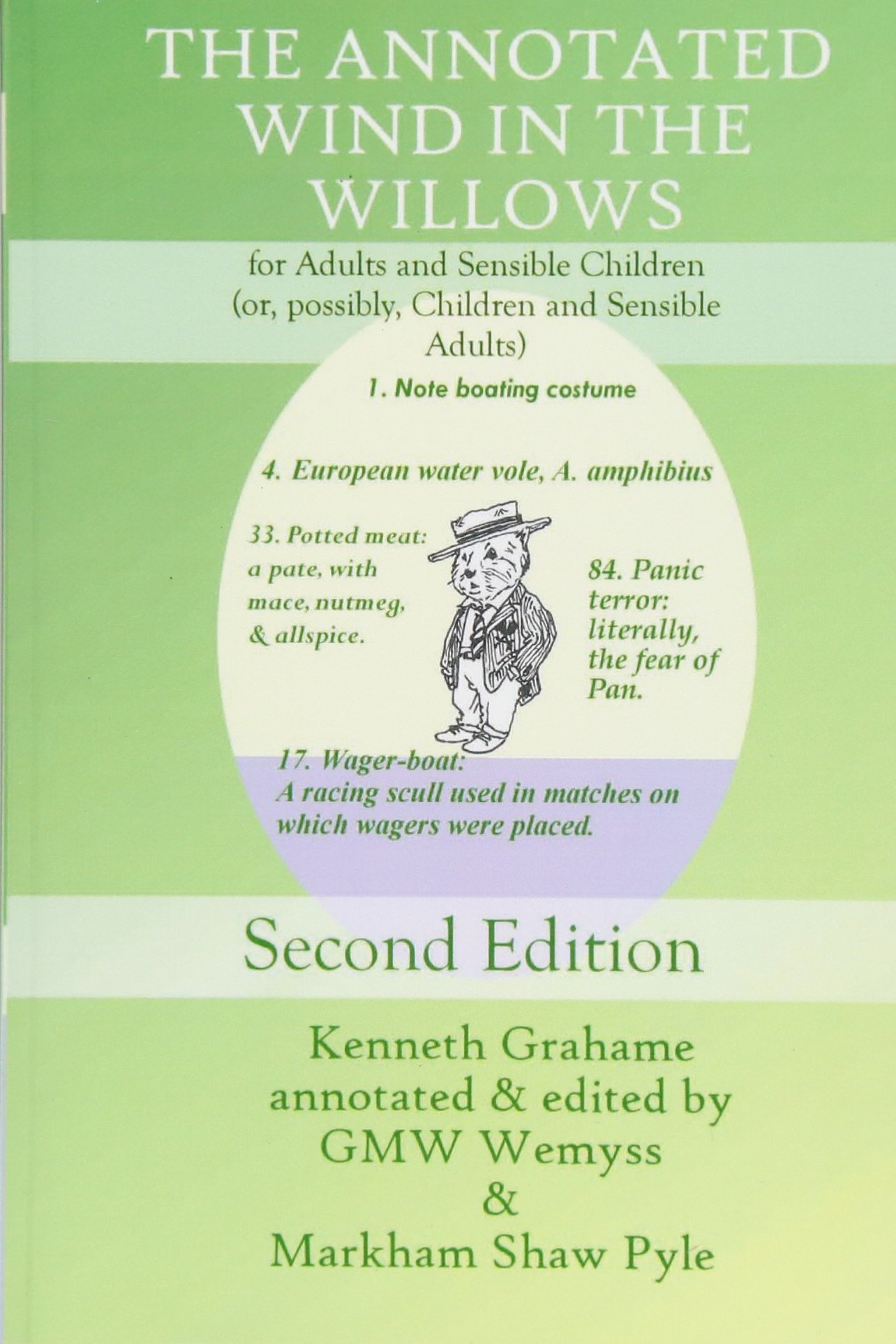 The Annotated Wind in the Willows: for Adults and Sensible Children (or, possibly, Children and Sensible Adults) pdf