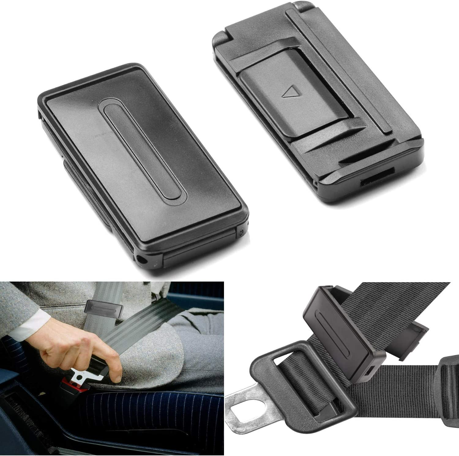 smart adjust seat belt clip improves comfort for relaxing shoulder neck give you a comfortable. Pack of 4 seat belt clips car belt positioner car seat belt clip safety belt
