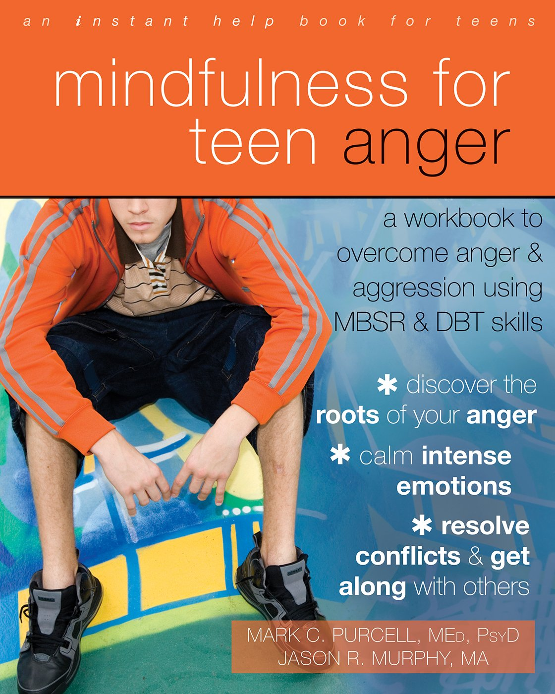 Can Anger quiz teen thanks for