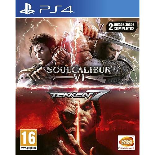 Pack Tekken 7 SoulCalibur VI