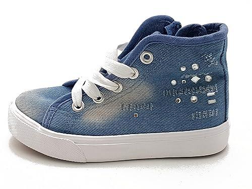 Shoes scarpe bimba bambina primaverili estive sportive da ginnastica casual  comode modello simile al stars con 7295b42bdaa