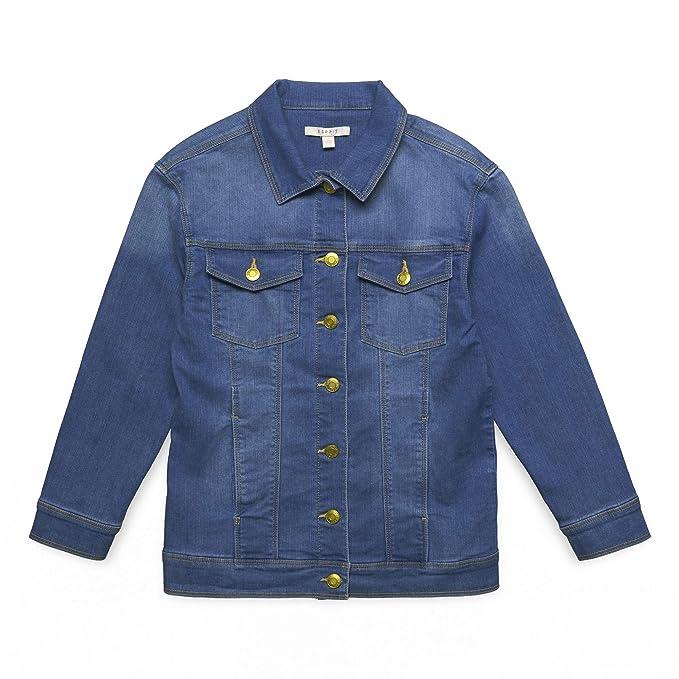 ESPRIT KIDS Girls Denim Jacket Co
