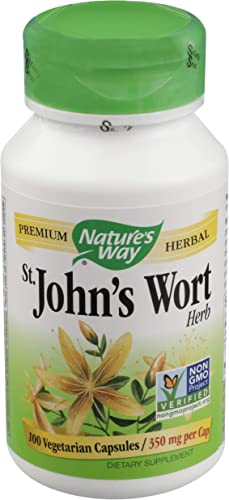 Nature s Way, St Johns Wort, 100 Count