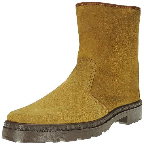 b0764a709b1 POSTIGO 700 Bota Serraje y Cremallera para Labores Agrícolas para Hombre   Amazon.es  Zapatos y complementos