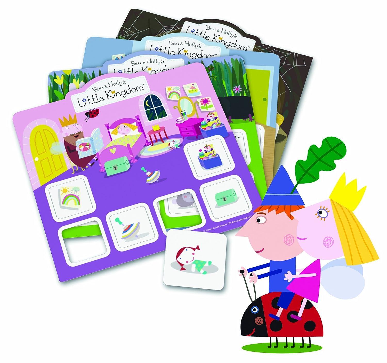 Amazon.com: Ben & Holly s Little Kingdom Juego de Lotto ...