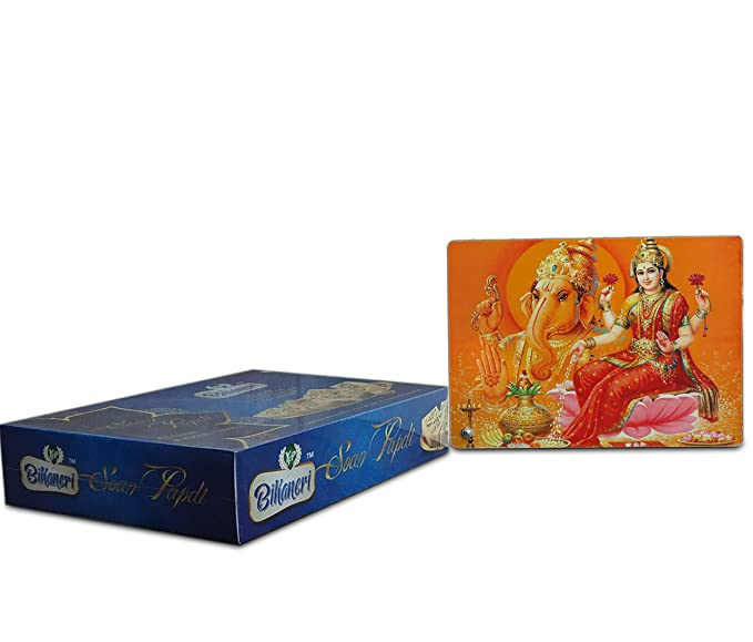 R B Store Diwali Gift Combo of MDF Photo Frame of Hindu Lord