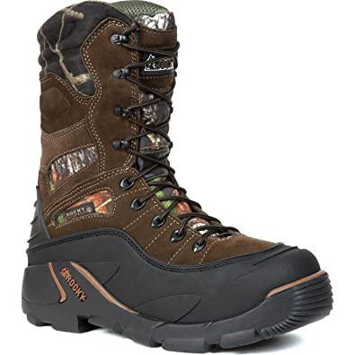 "Men's 9"" Blizzard Stalker PRO W'proof Insulated Boot-5452"