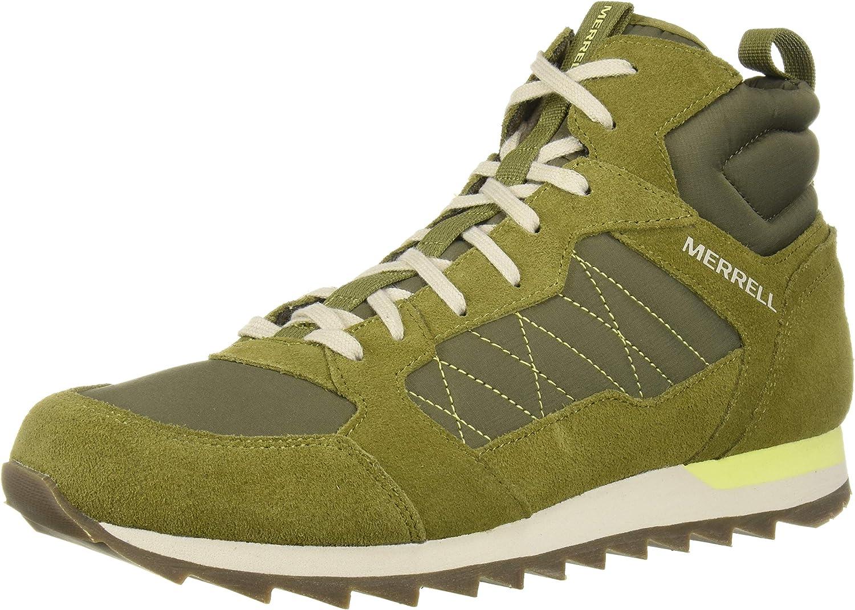 Dimissioni per cento Comprensivo  Amazon.com | Merrell Men's Alpine Sneaker Mid Fashion Boot | Fashion  Sneakers