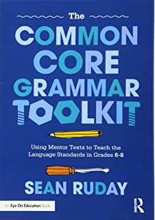 Amazon common core grammar toolkit the using mentor texts the common core grammar toolkit using mentor texts to teach the language standards in grades fandeluxe Image collections