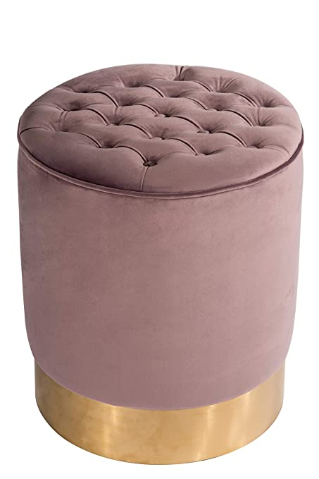 Swell Amazon Com Statements By J Oob3140Purp Paulette Tufted Lamtechconsult Wood Chair Design Ideas Lamtechconsultcom