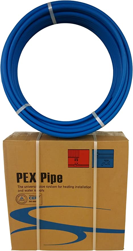 "3//4/"" x 300ft Pex Tubing//Pipe Pex-B 3//4 inch 300/' Potable Water NonBarrier"