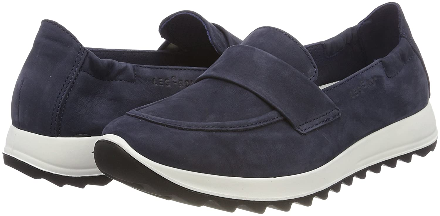 Legero Damen Amato Slipper Slipper Amato Blau (Oceano) 726192