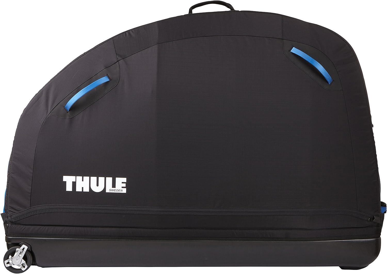 Thule TH100505 Maleta portabici, Unisex Adulto, Negro, Talla Única