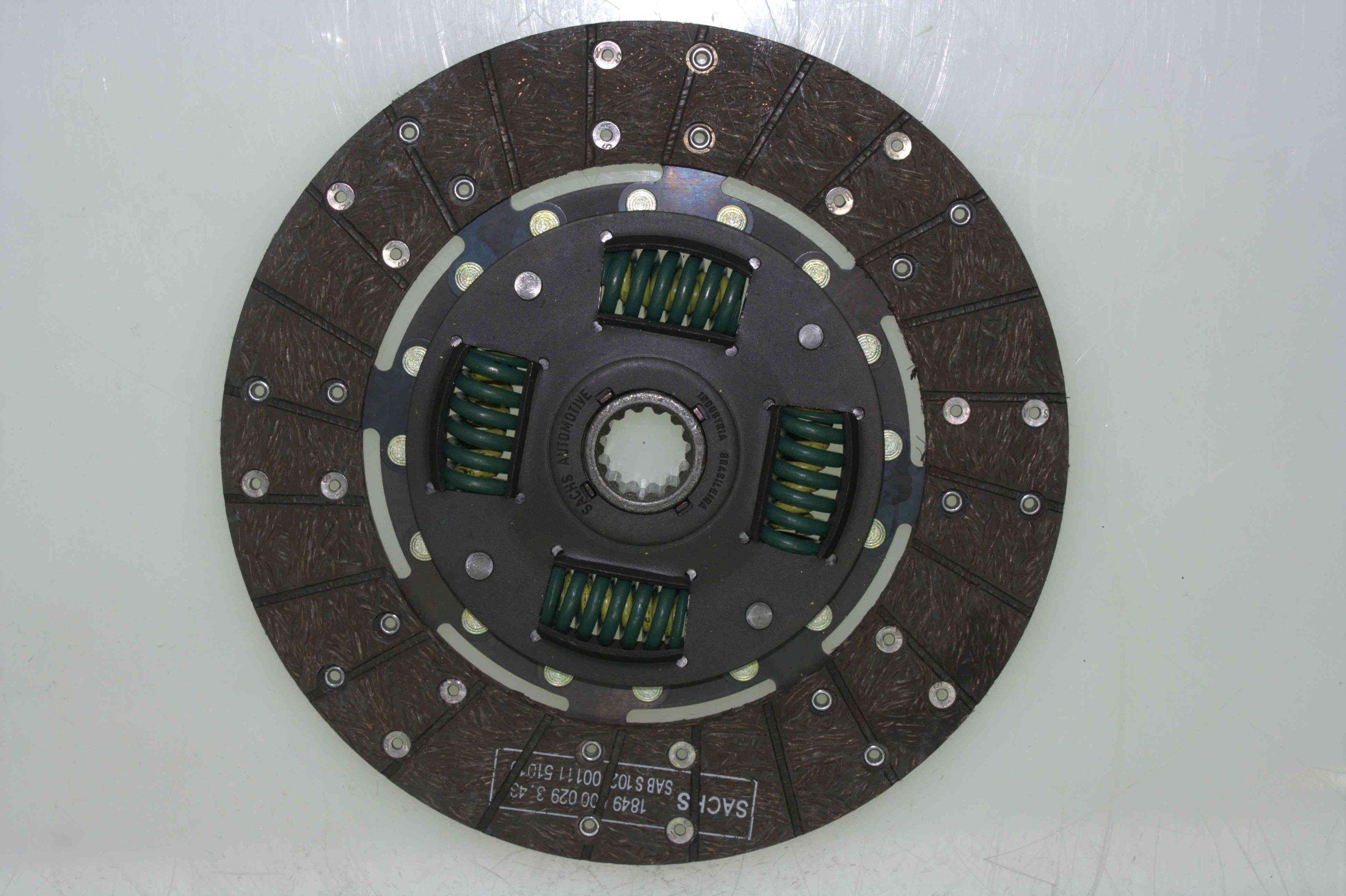 Sachs BBD4190 Clutch Disc Plate