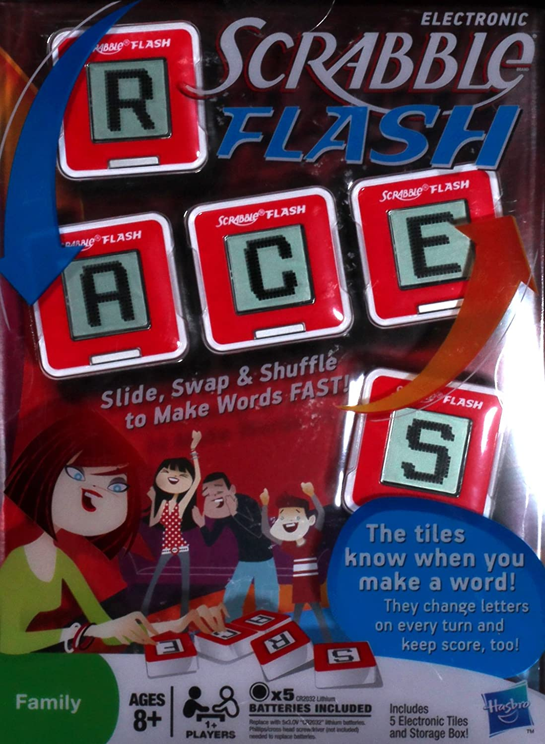 Amazon Scrabble Flash Toys Games