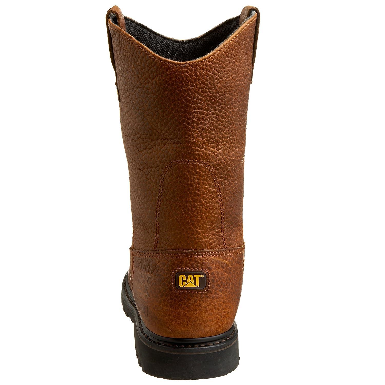 d173cff6 Caterpillar - Botas de Trabajo de Acero Resistente al Agua para Hombre:  Amazon.com.mx: Ropa, Zapatos y Accesorios
